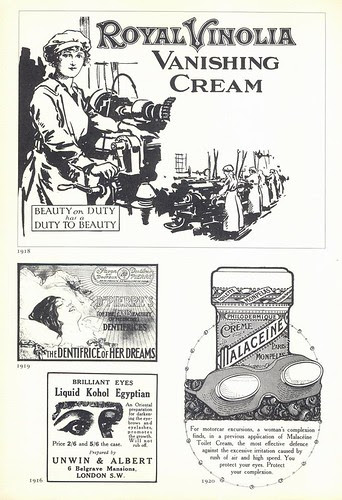 Several Ads, 1910s-1920s