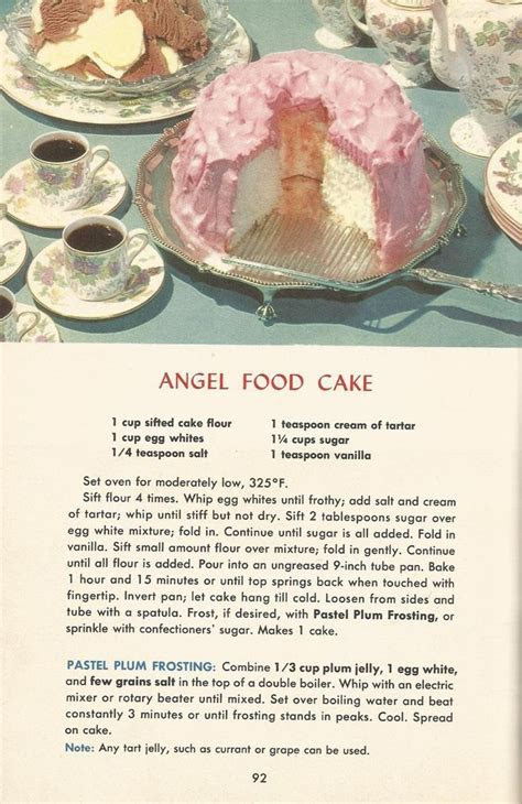 Best 25  Vintage food ideas on Pinterest