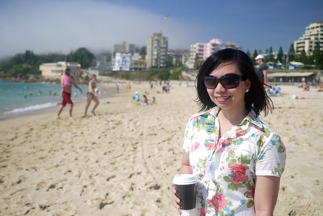 Wanderlust Wednesdays: Coogee Beach (NSW, Australia)