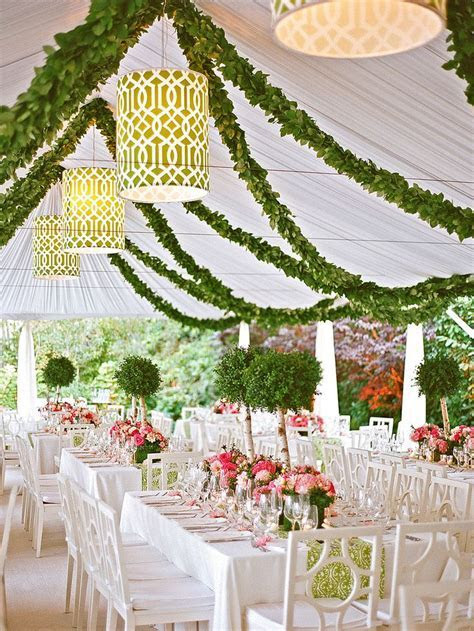 25  best ideas about Party tent decorations on Pinterest