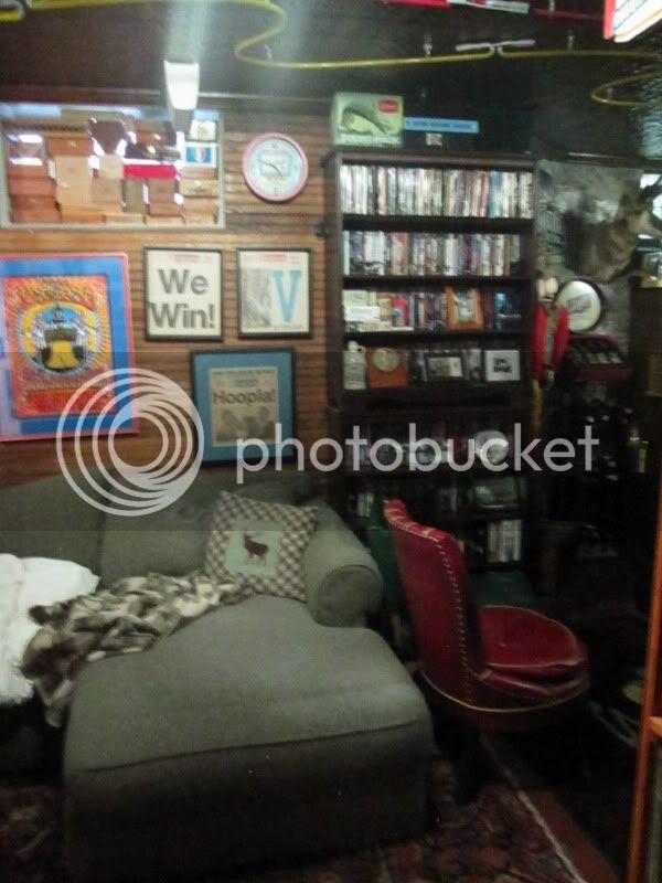 vintage basement