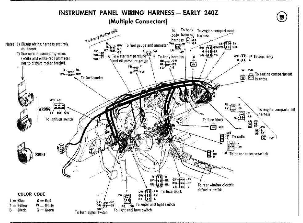 Grafik 1971 Datsun 240z Wiring Diagram Full Hd Version Iheartscotland Kinggo Fr