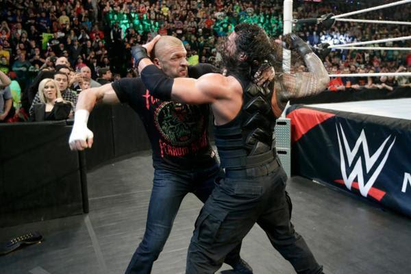 Triple H, Roman Reigns