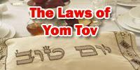 laws of yom tov