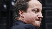 El primer ministro  británico, David Cameron. Foto: AP
