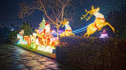 The Magical Lantern Festival