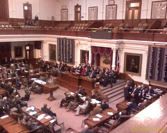 Governor Rick Perry Speaks to the House