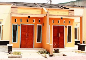 Orange House Paint Color Combination