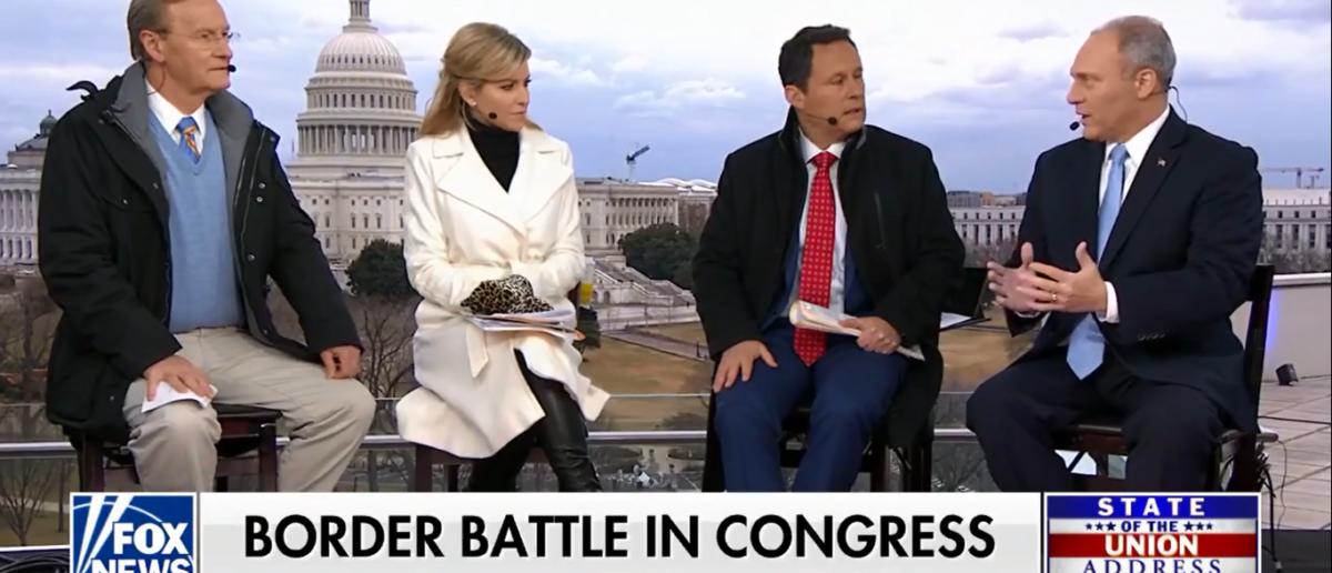 Steve Scalise talks illegal immigration on Fox & Friends 1-30-18