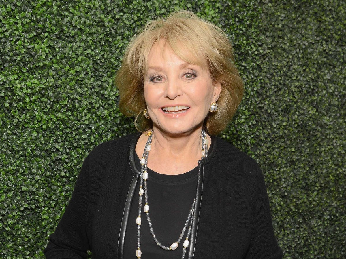 AGE 85: Barbara Walters