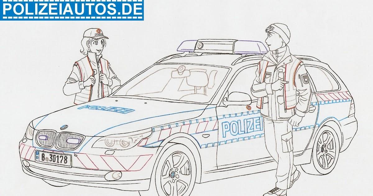 malvorlagen polizei ausdrucken