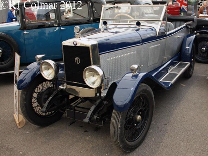 MG 14/28 Classic Car Show, Bristol Classic Car Show