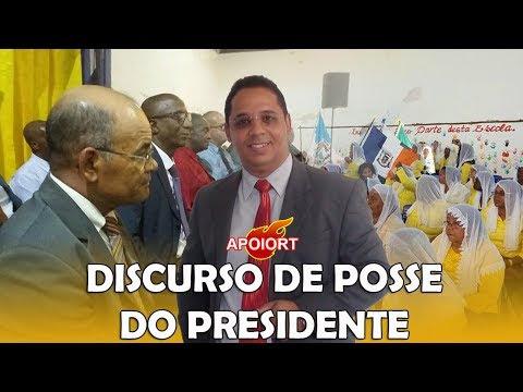 [VÍDEO] Pastor Elielberth é eleito o presidente da APOIORT e faz seu discurso de Posse