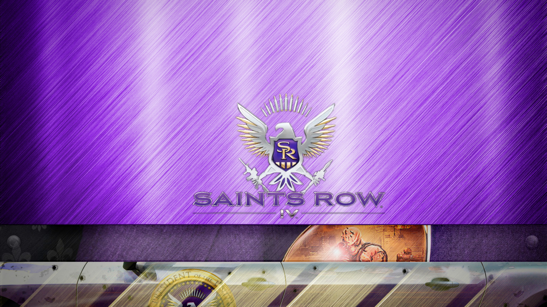 Saints Row 4 Wallpaper By Binary Map On Deviantart