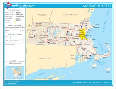 Liste der Städte in Massachusetts nach Einwohnerzahl ...