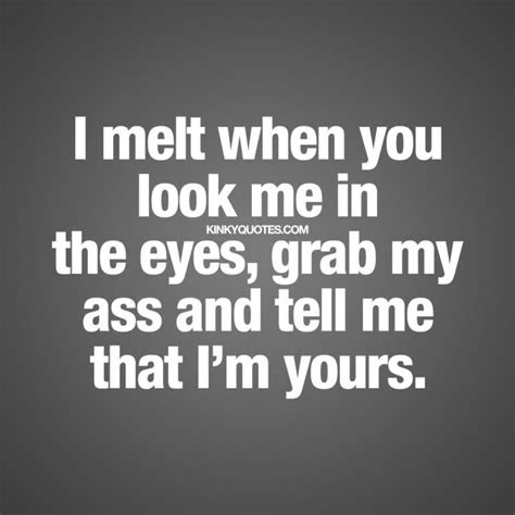When You Look In My Eyes Quotes