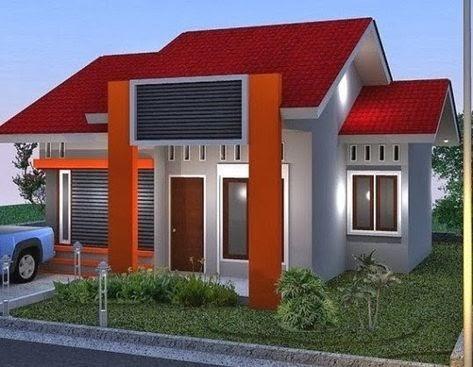warna cat rumah 2020 tampak depan - ide warna rumah
