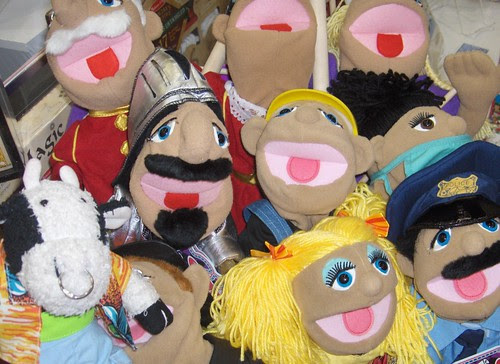 """Auditions for the BEA version of """"Avenue Q"""""""