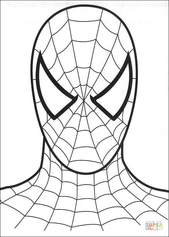 920 Top Spider Man Super Coloring Pages Download Free Images