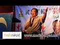 Ceramah Mat Sabu Terbaru!! (video)