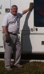 Ken at Truck