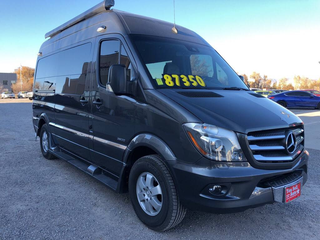 2015 Conversion Mercedes Sprinter Camper For Sale in ...