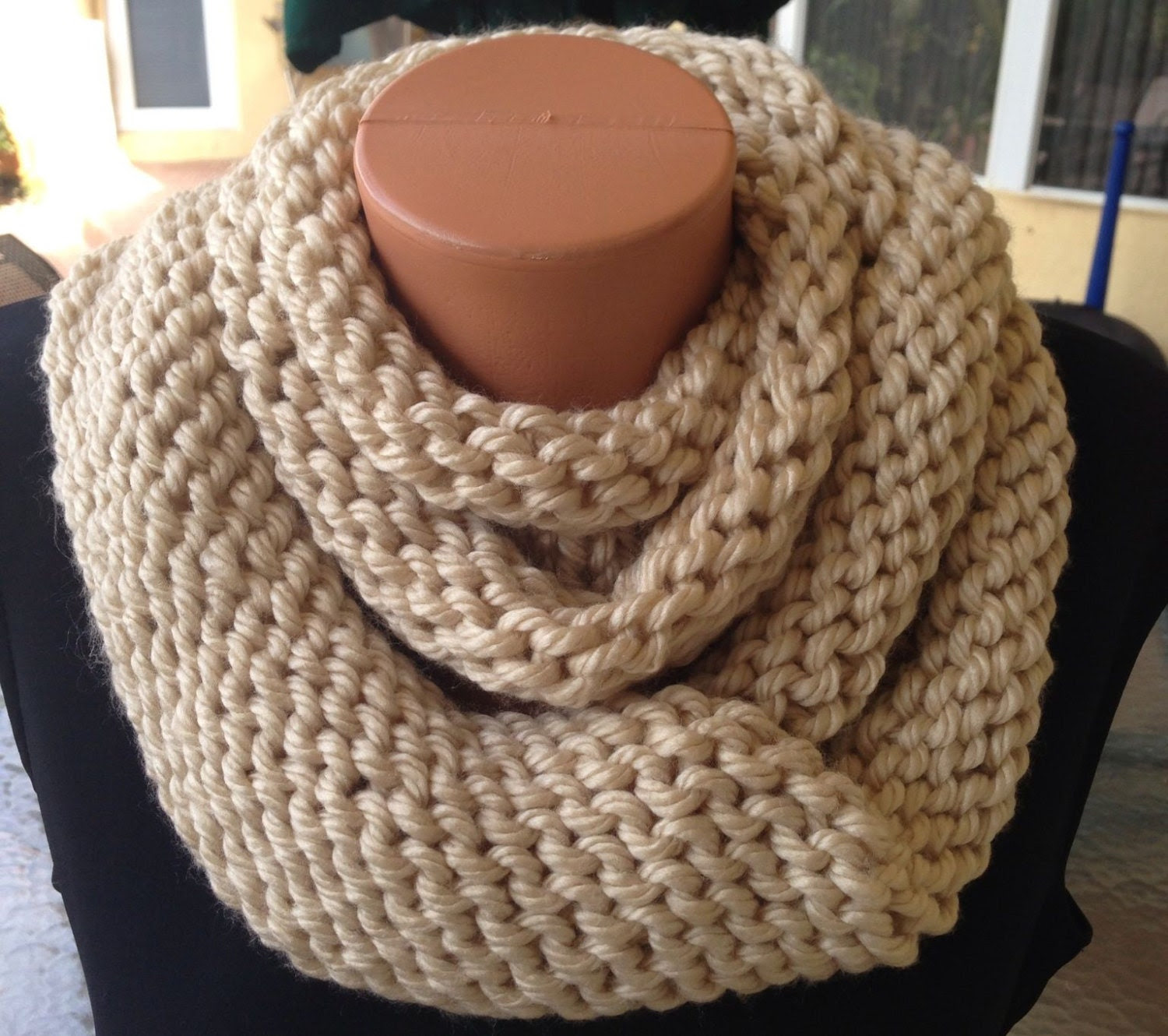 Cowl on Etsy