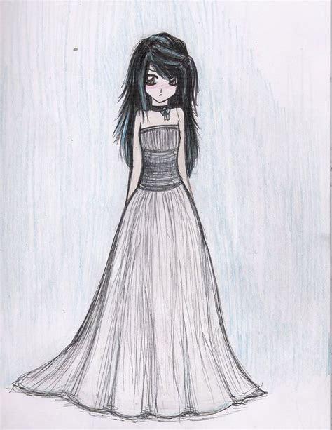 dresses drawings dress sketch  beckaneechan