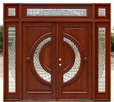 Contemporary Exterior Door System