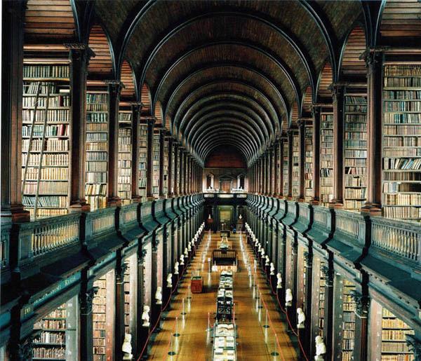 Perierga.gr - Εντυπωσιακές βιβλιοθήκες από όλο τον κόσμο