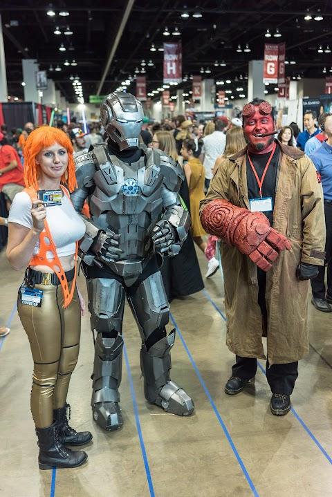 Denver Comic Con 2017 Pictures