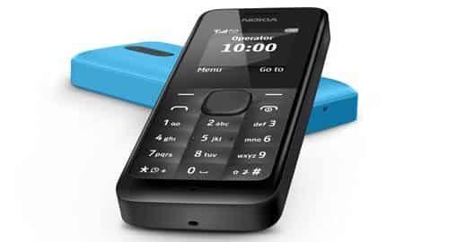 Nokia lança celular que custa R$ 40 e pode ficar 35 dias sem precisar de carga