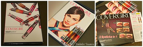 Covergirl Lipstick Review