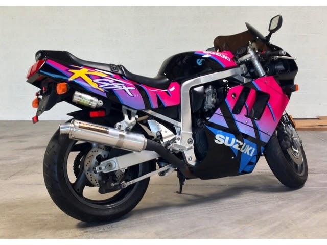 K/&N Oil Filter Suzuki GSX-R 750 W 1992-1995