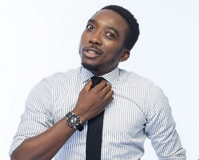 "#WhoYouEpp? Incase Anyone Asked You, Comedian ""Bovi"" Teaches You How To Respond!"