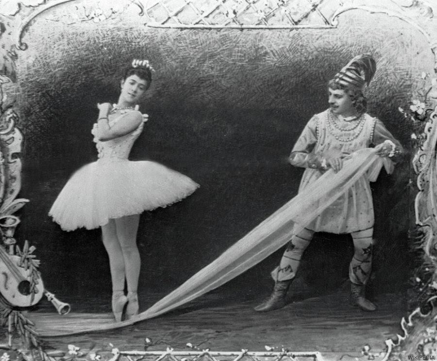 1892 ballet