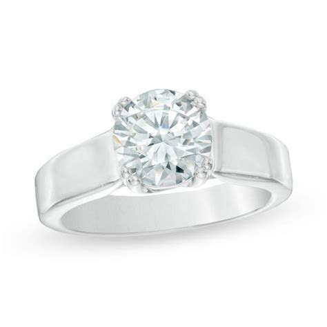 Celebration Grand® 2 CT. Diamond Solitaire Engagement Ring