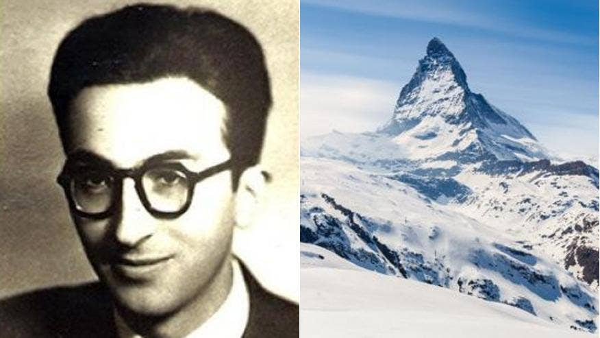 FOX NEWS: Social media helps solve mystery of skier who disappeared in the Alps in 1954