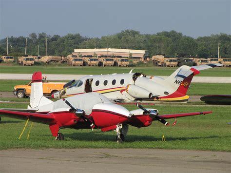 jack roush hospitalized  plane crash  eaa air