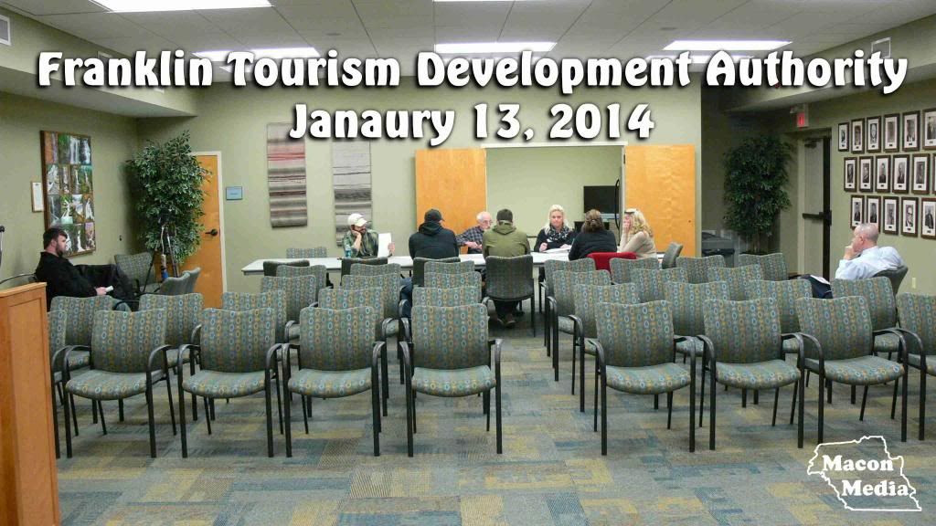 Franklin TDA January 2014 meeting