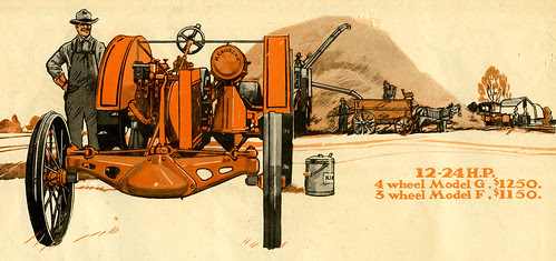 1919 LaCrosse by dok1.