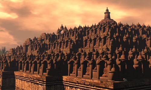 Where's Dim Sum? #168 - Yogyakarta Borobudur