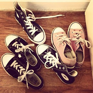 Day162 I need more Converse 6.11.13 #jessie365