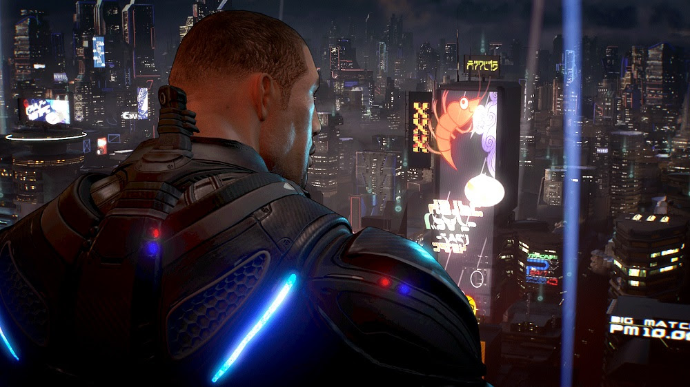 Crackdown 3 SDCC panel will bring 'exciting news' & 'special guest' screenshot