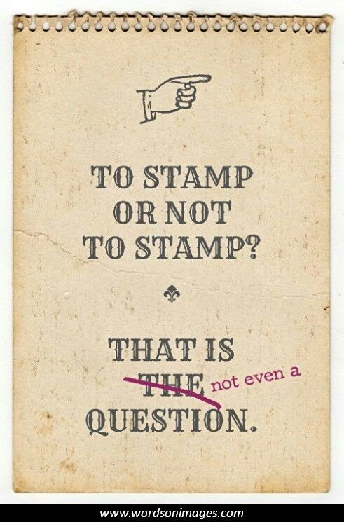 Stamps With Quotes. QuotesGram
