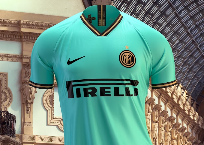 Inter Milan 2019-20 Dream League Soccer Kits - DLS 19