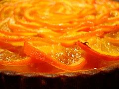 Tarta de Naranjas Valenciana