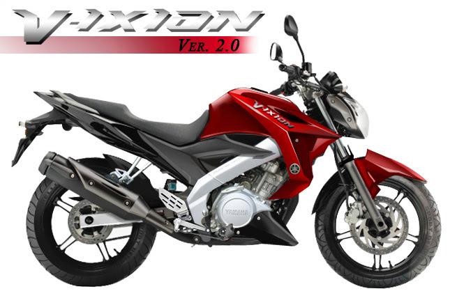 Motor Yamaha Vixion Terbaru