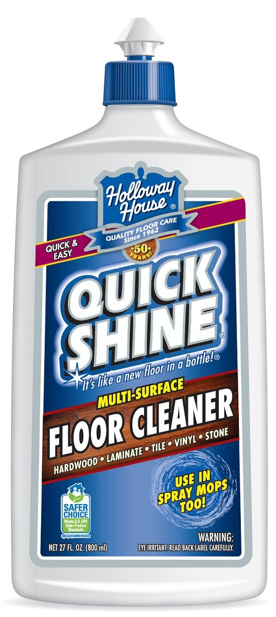 Amazon.com - Quick Shine Multi-Surface Floor Cleaner, 27-Ounce ...