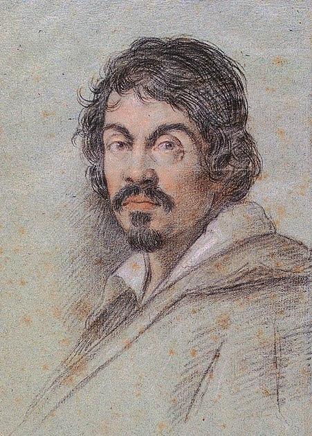Ficheiro:Bild-Ottavio Leoni, Caravaggio.jpg